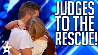 Download JUDGES SAVE AUDITIONS on America's Got Talent & Britain's Got Talent Video