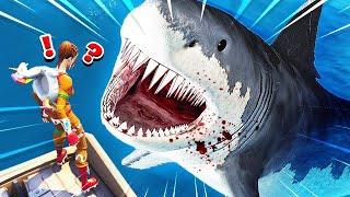 Download *NEW* BABY SHARK ATTACK CUSTOM GAMEMODE! (Fortnite: Battle Royale) Video