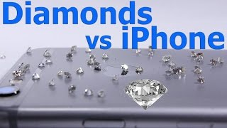Download Diamond vs iPhone - Ultimate Scratch test Video