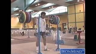 Download Olympic Squats vs Powerlifting Squats Video
