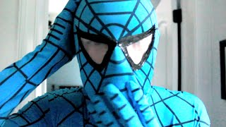 Download The Amazing Blue Spiderman! Video