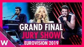 Download Eurovision 2019: Our Grand Final Jury Show Winners (Reaction) Video