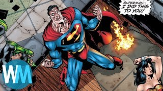 Download Top 10 Greatest DC Comics Stories Ever Written Video