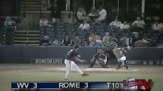 Download Rome completes two-pitch inning in 10th Video