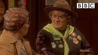 Download Winnie trips over her words | Mrs Brown's Boys - BBC Video