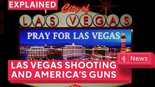 Download The Las Vegas shooting and America's relationship with guns explained Video