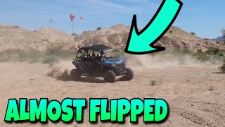Download EXTREME DRIFTING IN THE DESERT // ALMOST FLIPPED!! Video