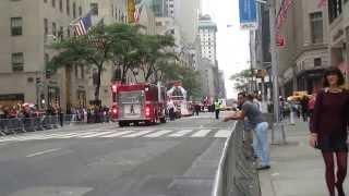 Download Pulaski Polish Day Parade in NYC - Clip 31 - Pine Island - Hudson - Pokolenie Dancers - 10-06-13 Video