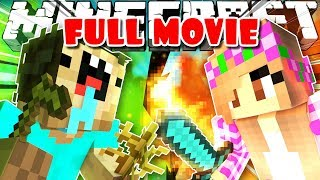 Download SUPER NOOB vs GIRL (Minecraft Movie) Video