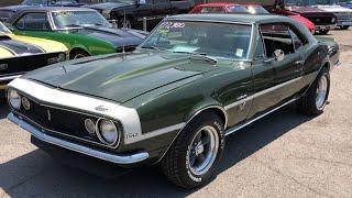 Download 1967 Camaro Big Block 4 Speed $22,900 Maple Motors Video