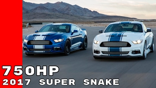 Download 750HP 2017 Super Snake Mustang 50th Anniversary Video