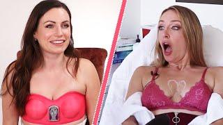 Download Vampire Boob Job Vs. Breast Massager Video