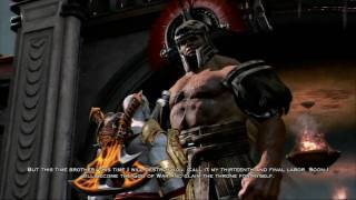 Download God of War III - Boss #4: Hercules Video
