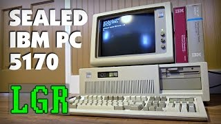Download Brand NEW IBM PC AT + Model M! Unboxing & Setup [LGR] Video