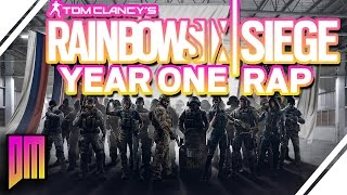 Download Rainbow Six Siege Year One Rap | DEFMATCH Video