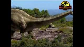 Download Sur la terre des dinosaures - Allosaurus et Diplodocus [sous-titré français] Video