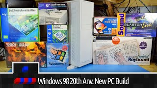 Download Windows 98 20th Anniversary All New PC Build Video