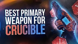 Download Destiny: BEST PRIMARY WEAPON FOR CRUCIBLE! (THE PALINDROME) Video
