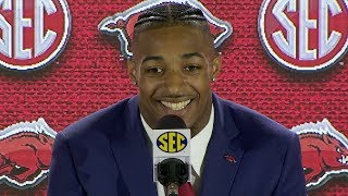 Download SECMD18: Hogs' safety on starting new tradition Video