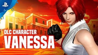 Download The King of Fighters XIV - Vanessa: DLC Character Trailer | PS4 Video