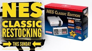 Download RESTOCK ALERT - Nintendo NES Classic Edition: Where to get it Video
