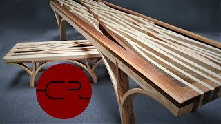 Download Steam curved bench Video