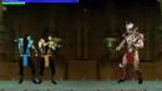 Download Fatality Ultimate Mk parody Video