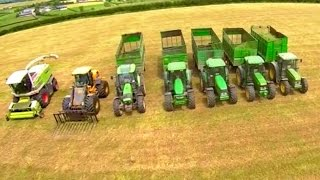 Download Silage Men - 50 years Gobbling Grass Video