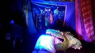 Download पार्सेकर दशावतार नाटकातील मगरीचा उत्कृष्ट ट्रीकसीन Video