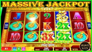 Download 🤯 OMG MASSIVE JACKPOT 🤯 RED FORTUNE KONAMI SLOT MACHINE Seullos Meosin 슬롯머신 Video