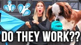 Download Testing WEIRD Amazon Gift Ideas?! || What Worked & What DIDN'T Video