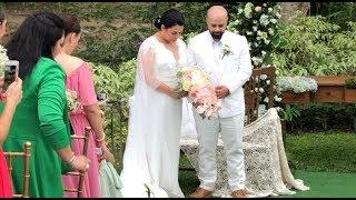 Download LOTLOT De Leon & FADI El Soury WEDDING at El JARDIN de ZAIDA! Video