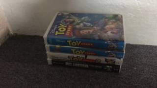 Download Toy Story VHS Collection Video