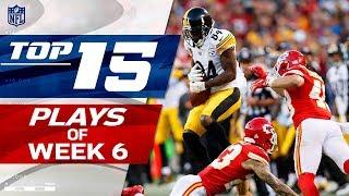 Download Top 15 Plays of Week 6 | NFL Highlights Video