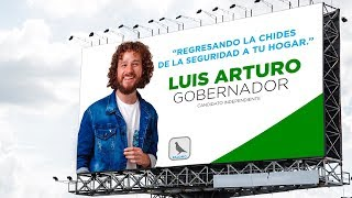 Download LUISITO PARA GOBERNADOR Video