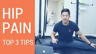 Download Hip pain relief: top 3 tips for relief from FAI, labral tears, and hip arthritis Video