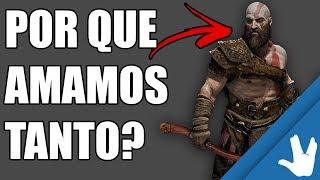 Download POR QUE AMAMOS TANTO O KRATOS ?? (A JORNADA DO HERÓI) Video