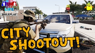 Arma 3 Project Life! CRIME TIME! Ep2 Free Download Video MP4