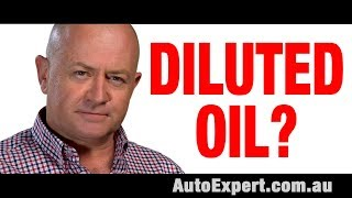 Download Engine Oil Diluted With Fuel (the facts for 2018) Video