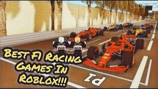 Download The Best F1 Game In Roblox!!!! Video