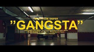 Download SNIK - GANGSTA - ft. A.M. SNiPER (Prod. By Bret Beats) Video