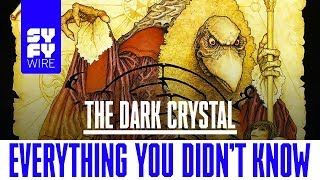 Download The Dark Crystal: Everything You Didn't Know | SYFY WIRE Video