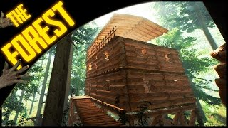 Download The Forest | Part 90 | ATTACK ON OUR NEW HOME! (UPDATE 0.33) Video