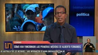 Download Cómo han funcionado las primeras medidas de Alberto Fernández Video