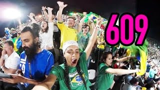 Download The Time Brazil Was On A Wave (DAY 609) - 360 VLOG Video