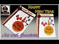 Download HOW TO MAKE : Happy new year card | Super easy | for children | Art with Creativity 113 Video