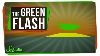 Download It's True: The Sun Really Does Flash Green Video