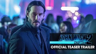 Download John Wick: Chapter 2 (2017 Movie) Official Teaser Trailer - 'Good To See You Again' - Keanu Reeves Video
