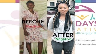 Download HIV CURE BEFORE AND AFTER 15 DAYS NEGATIVE Video