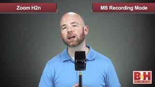 Download Zoom H2n Handy Recorder Video